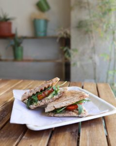 Paninis & Sandwiches, Milk Away
