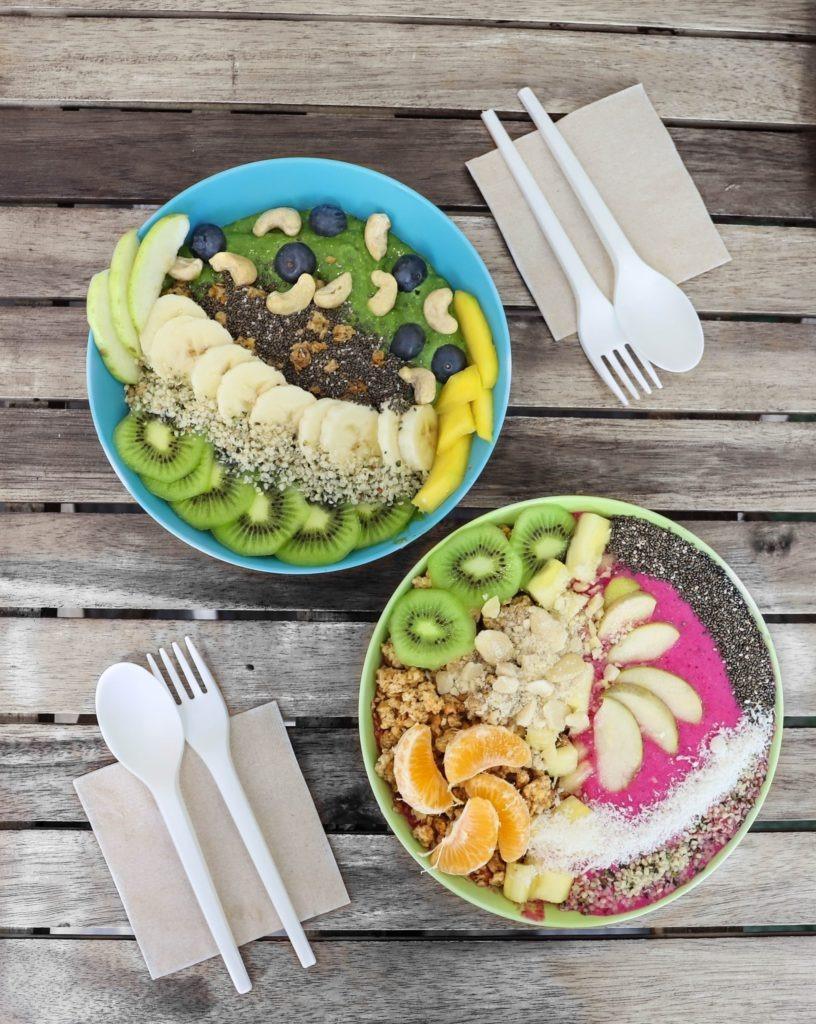 Smoothie bowls Milk Away breakfast, brunch & lunch Seville