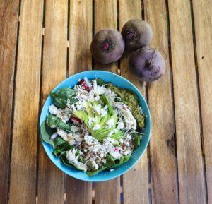 Salads Milk Away breakfast, brunch & lunch Seville